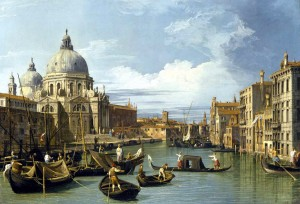 Canaletto_-_The_Grand_Canal_and_the_Church_of_the_Salute