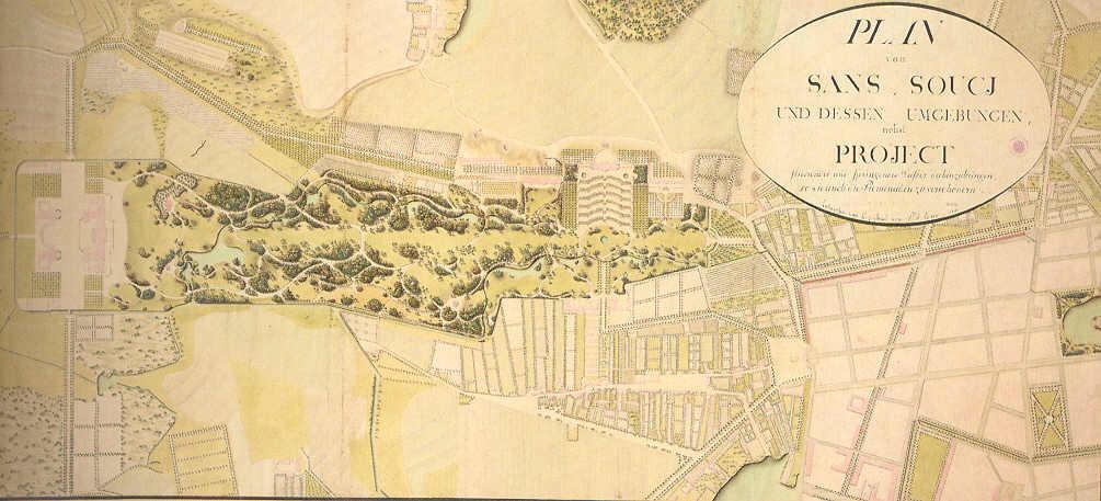 Plan_Sanssouci_1816