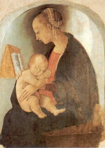 Raffaello_Madonna_col_Bambino_1498